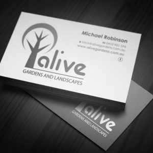 Alive Gardens and Landscaping