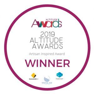AltitudeAward ArtisanInspired Winner