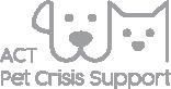client ACT Pet Crisis Support