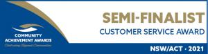 SF Customer Service Award